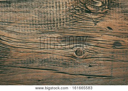 Vintage old wood background. Vintage wood background. Rustic or rural background with free text space