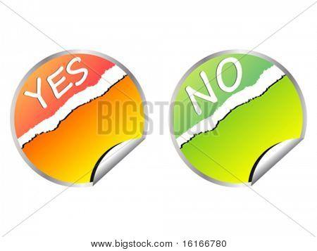 validation stickers vector illustration