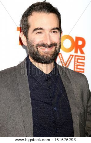 LOS ANGELES - DEC 4:  Jay Duplass at the TrevorLIVE Los Angeles 2016 at Beverly Hilton Hotel on December 4, 2016 in Beverly Hills, CA