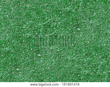 Texture background of green artificial turf, field