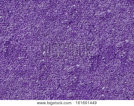 Texture background of violet, purple artificial turf