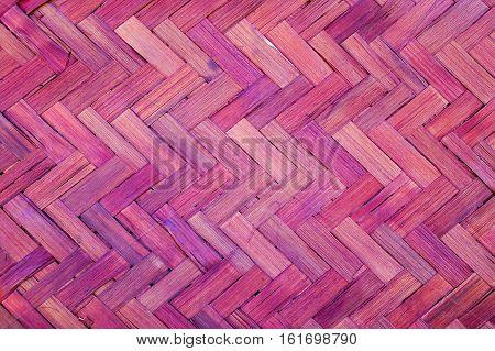 Native Thai Style Bamboo Pattern