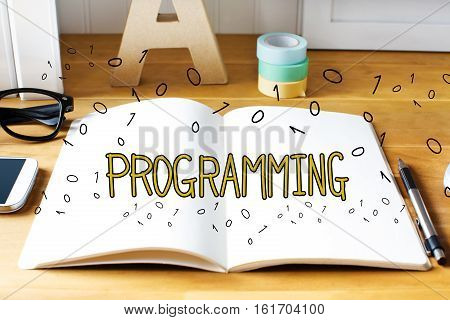 Programming Concept With Notebook