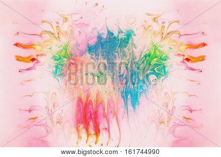 Paint Style Ebru