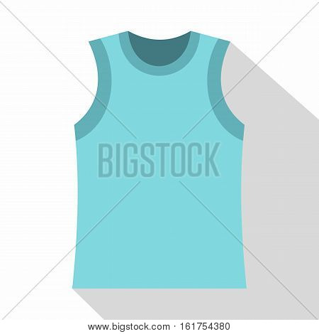Singlet icon. Flat illustration of singlet vector icon for web