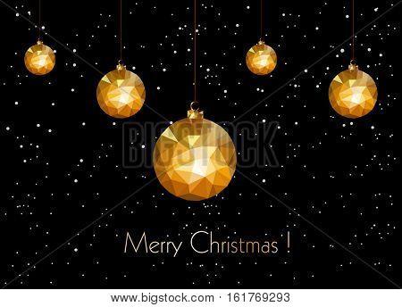 Christmas ball easy all editable