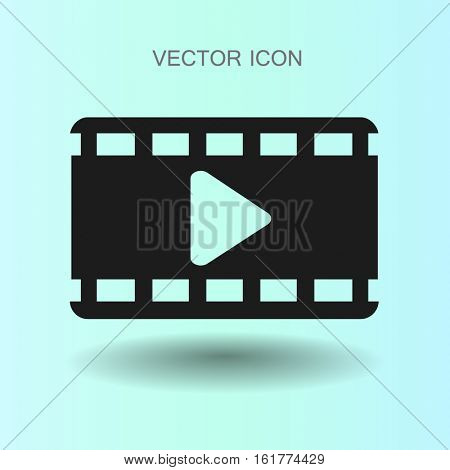 film vector illustration