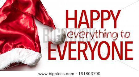 Happy Everything to Everyone