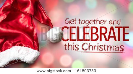 Get Together and Celebrate this Christmas