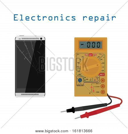 Electronic Repair Concept
