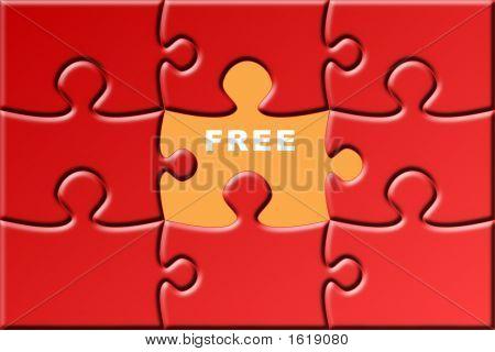 Missing Piece Puzzle