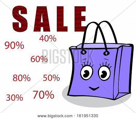 Fun girl gift wrap pack sale. Illustrator vector