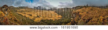 Panorama Of Wilderness