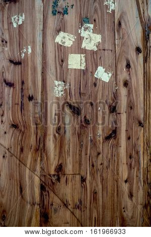 Natural wall made by wood background and texture