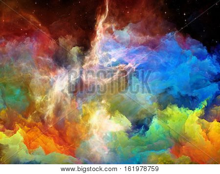 Conceptual Space Nebula
