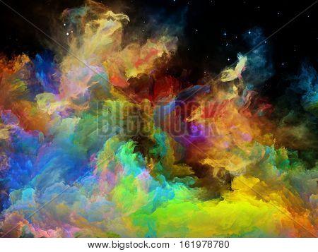 Realms Of Space Nebula