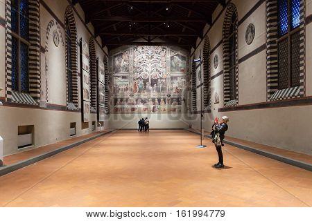 Museo Dell Opera In Basilica Di Santa Croce