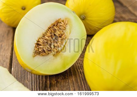 Honeydew Melon (selective Focus)