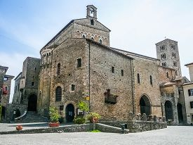 Hdr View Of Anagni