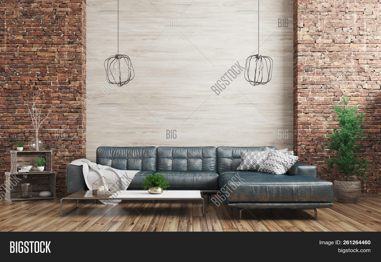 Modern Interior Loft Image & Photo (Free Trial)   Bigstock
