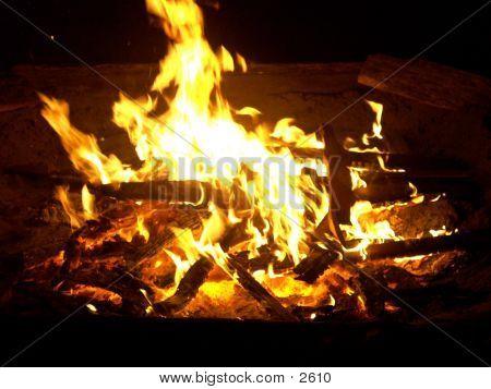 Ocean Beach Bonfire 2