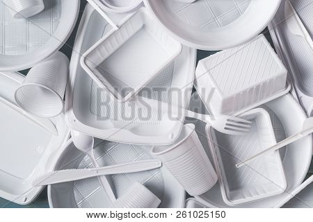 Top View Alimentary Plasti