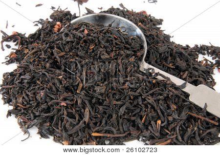 Té negro de hojas sueltas
