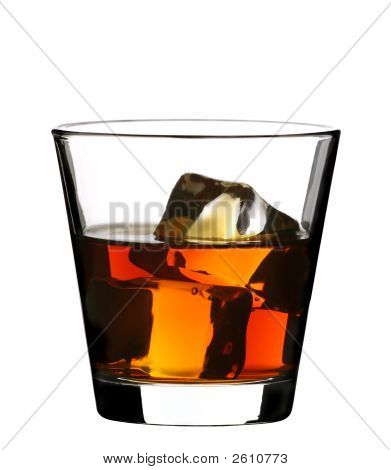 Whiskey On Rocks