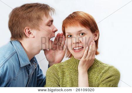 couple man and girl