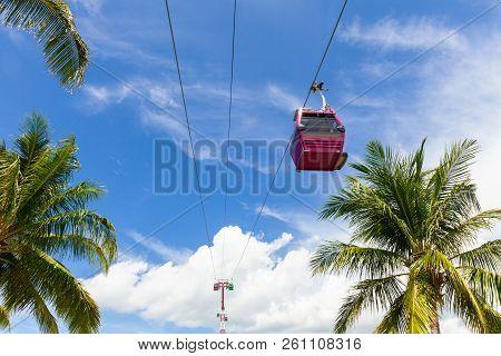 Vinperal Cable Car, Nha Trang, Vietnam