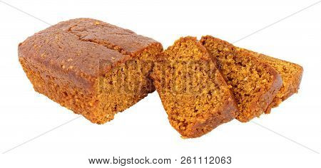 Parkin Cake A North Of England Gingerbread Cake Traditional Eaten On Bonfire Night Or Guy Fawkes Nig
