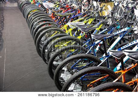 Cheap Bicycle Promotion And Sale In International Bangkok Bike 2018 Largest Bicycle Or Bike Expo Fai