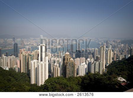 Hong Kong By Day