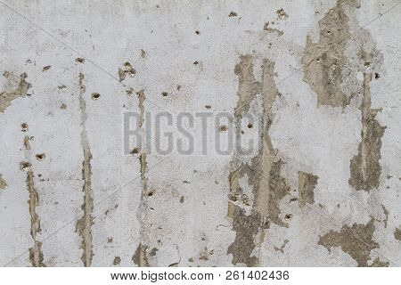 Damaged Cement Wall Distressed Grunge Grime Texture