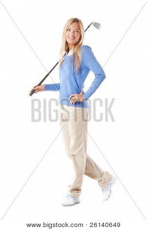 Beauty of golf