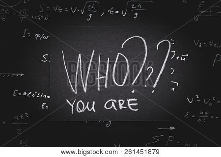 Who You Are. Self Identification Introspection Analysis And Improvement.