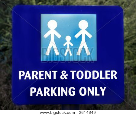Parent + Toddler Parking