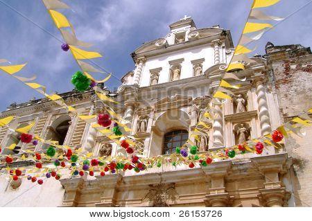Antigua Guatemala, San Francisco Church