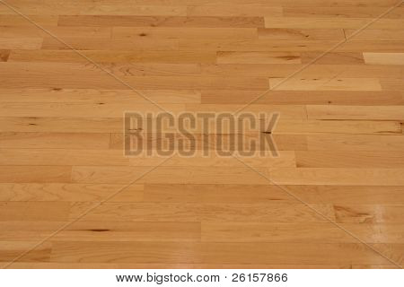 Basketball hardwood background