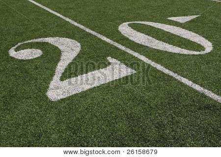 The Twenty Yardline