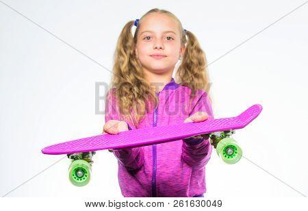 Best Gift For Kid. Kid Long Hair Carry Penny Board. Plastic Skateboards For Everyday Skater. Child H
