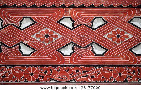 Indonesian wall 1
