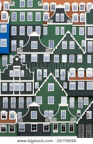 Zaanstad architecture