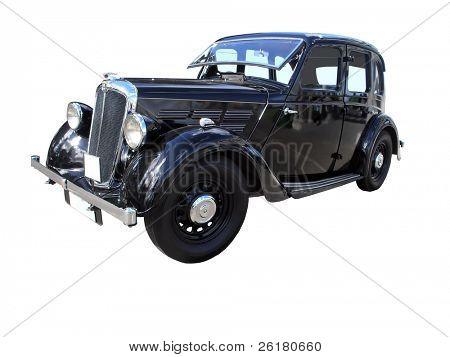 1935 Morris