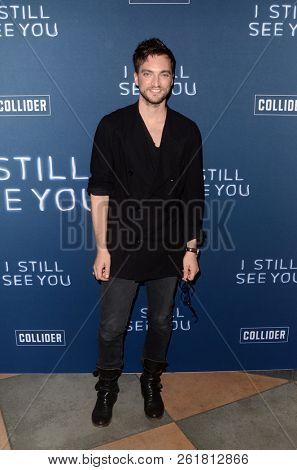 LOS ANGELES - OCT 2:  Richard Harmon at the