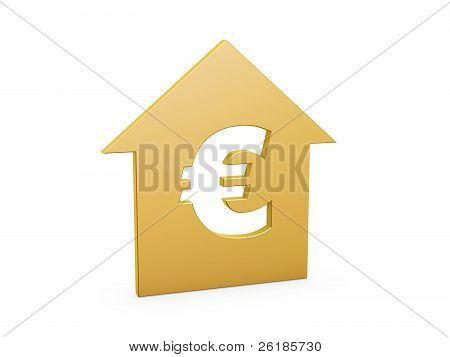 Euro House Symbol