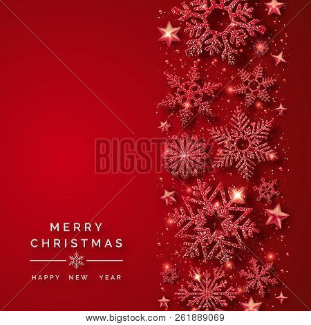 Christmas Background Vector Photo Free Trial Bigstock