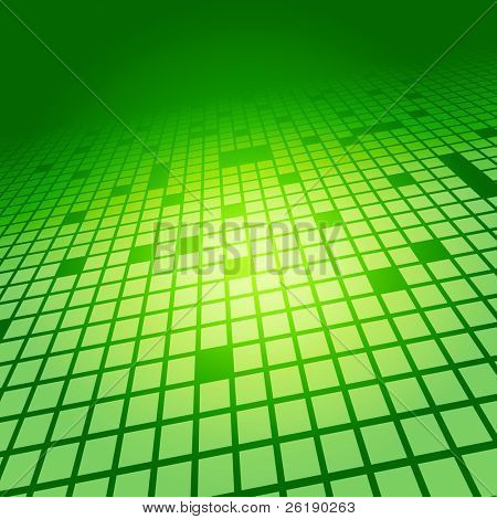 EPS10 3D Abstract Squares Vector Background
