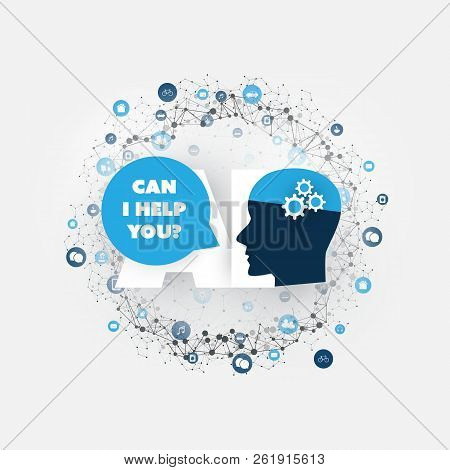 Can I Help You? - Global Ai Assistance, Automated Support, Digital Aid, Deep Learning And Future Sma
