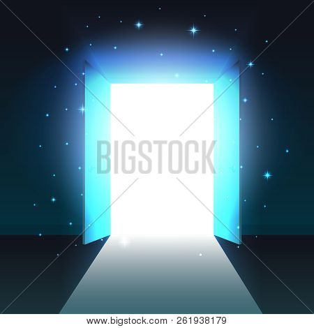 Mystical Light Open Vector & Photo (Free Trial) | Bigstock